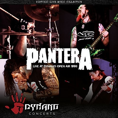 Pantera - Live At Dynamo Open Air 1998 [2LP]