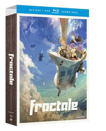 Fractale: Complete Series (Limited Edition)