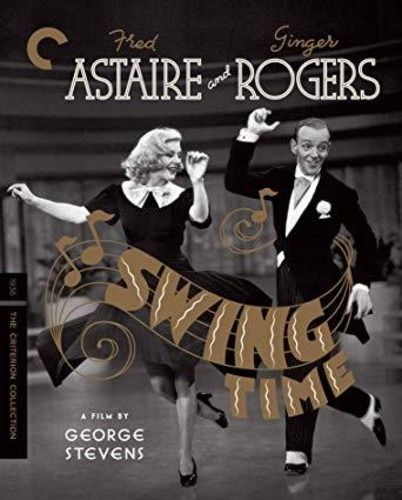 Swing Time/Bd - Swing Time (Criterion Collection)