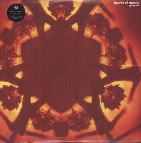 Boards Of Canada - Geogaddi [Vinyl]