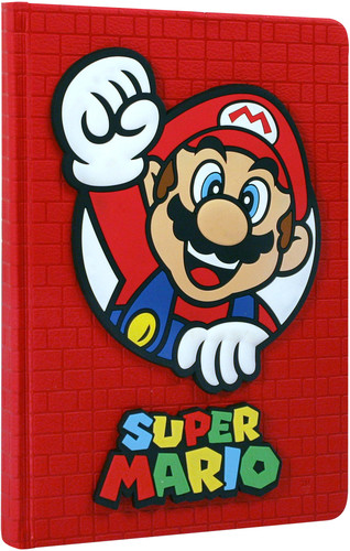 Super Mario Bricks Premium Journal - Super Mario Bricks Premium Journal