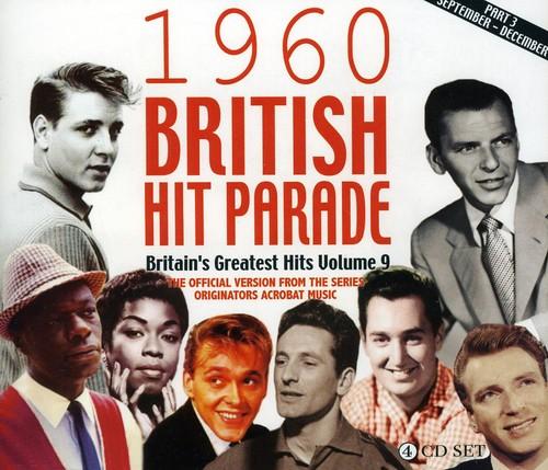 1960 British Hit Parade Part Three: Sept-dec /  Var