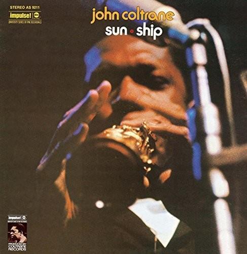 John Coltrane - Sun Ship [Import]
