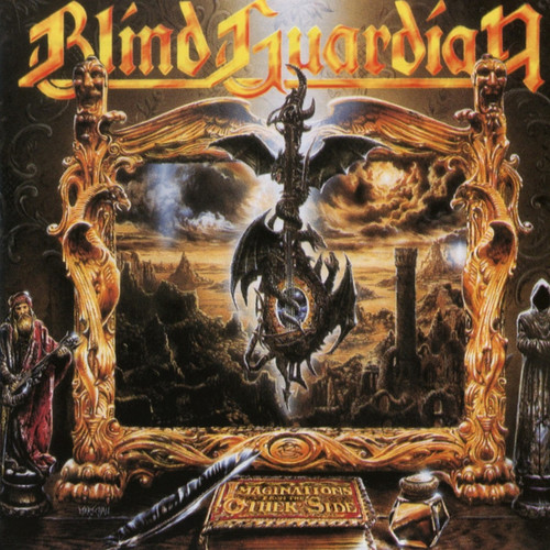 Blind Guardian - Imaginations From The Other Side [Import Picture Disc LP In Gatefold]