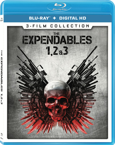 The Expendables 1, 2 & 3: 3-Film Collection