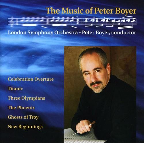 Music of Peter Boyer