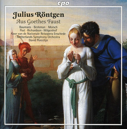 Aus Goethes Faust for Orchestra Organ Chorus