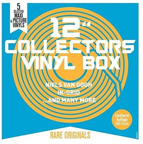 12 Collectors Vinyl Box (Niels Van Gogh/in-Grid) - 12 Collectors Vinyl Box (Niels Van Gogh / In-Grid)