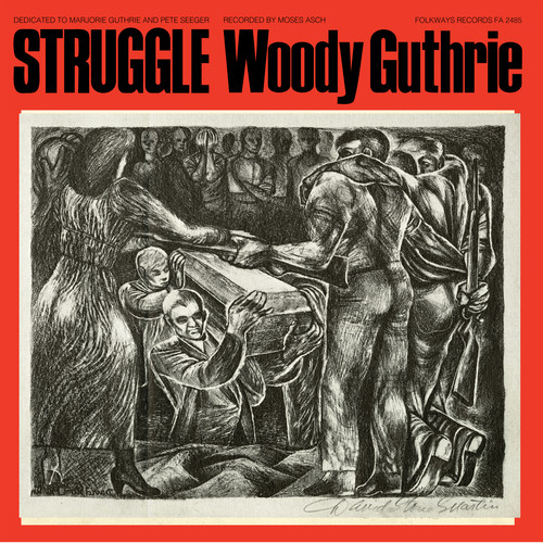 Woody Guthrie - Struggle [LP]