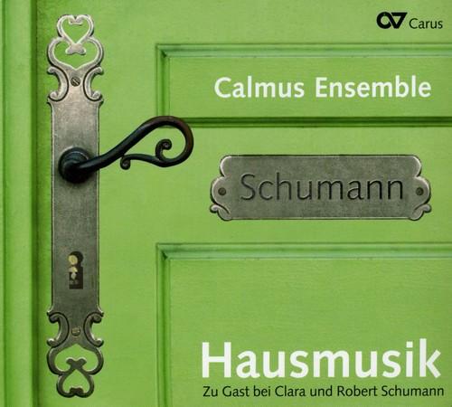 House Music: Staying with Robert & Clara Schumann