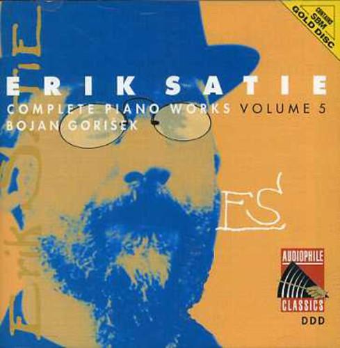 Satie: Complete Piano Works 5
