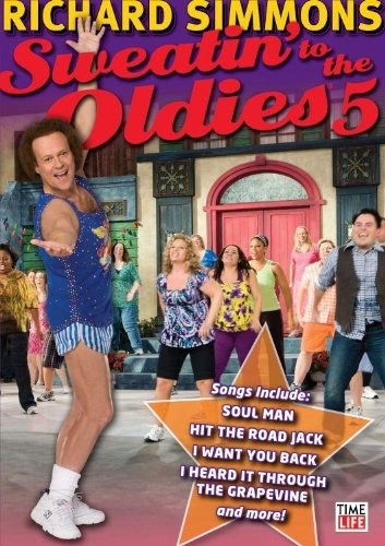 Richard Simmons: Sweatin to the Oldies: Volume 5