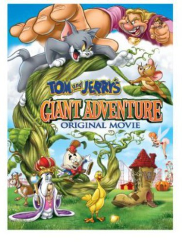 Tom & Jerry - Tom and Jerry's Giant Adventure