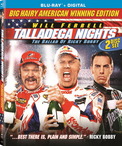 Talladega Nights: The Ballad of Ricky Bobby (With Digital Copy)