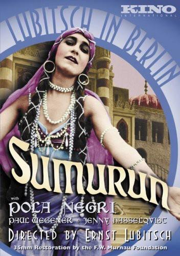 Lubitsch in Berlin: Sumurun