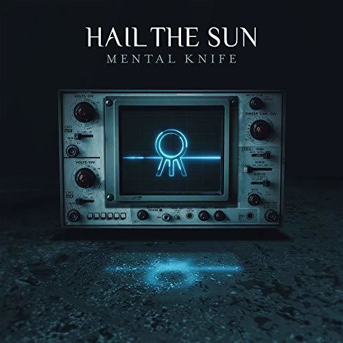 Hail The Sun - Mental Knife [Blue/Black LP]