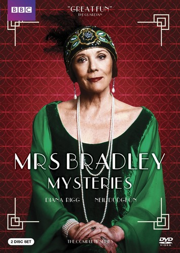 The Mrs. Bradley Mysteries: The Complete Series