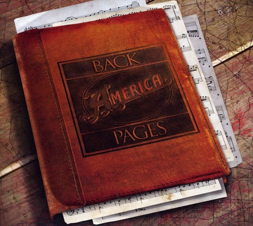 America - Back Pages