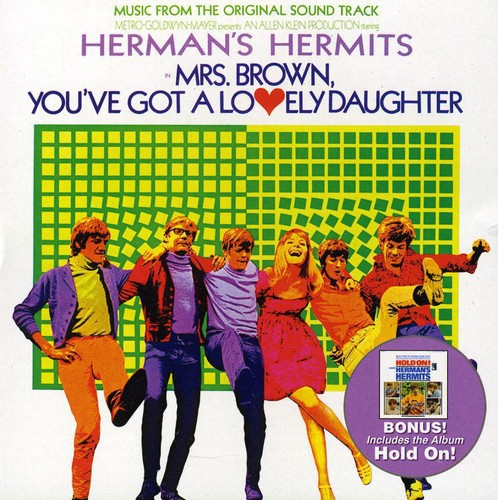 Mrs. Brown You've Got Lovely Daughter/ Hold ON