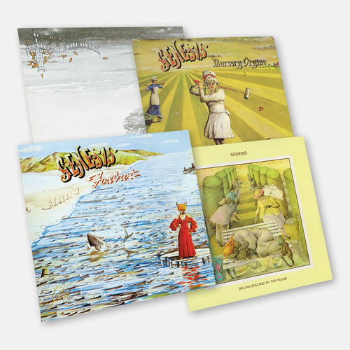 Genesis LP Bundle