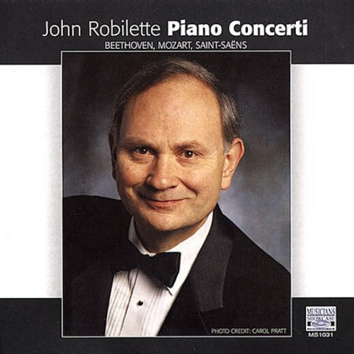 World's First Piano Concertos - John Robilette Plays Piano Con