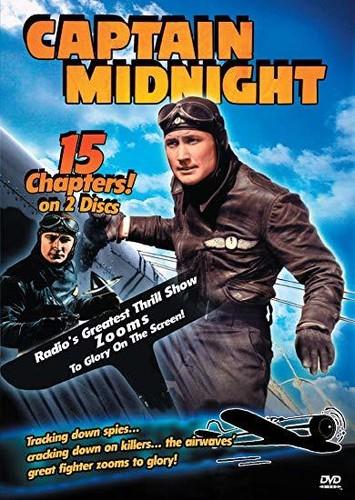 Captain Midnight - Captain Midnight (2pc)