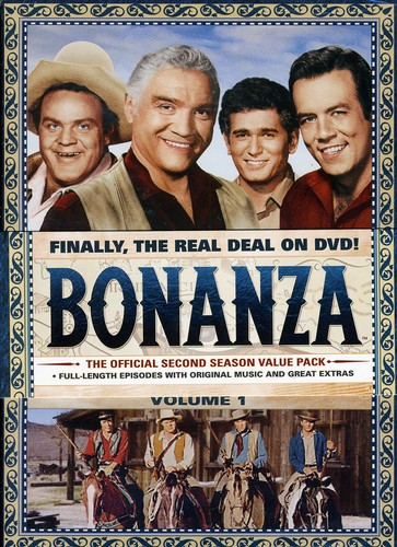Bonanza: The Official Second Season Value Pack