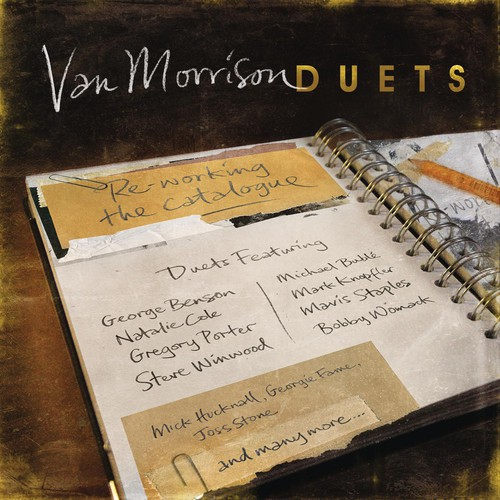 Van Morrison-Duets: Re-Working the Catalogue