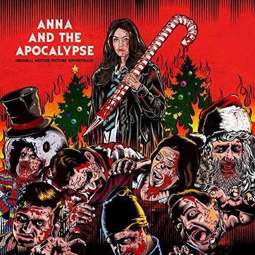 Various Artists - Anna & The Apocalypse [Soundtrack Clear w/Red Splatter LP]