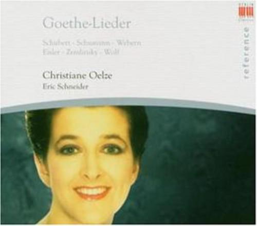 Goethe-Lieder