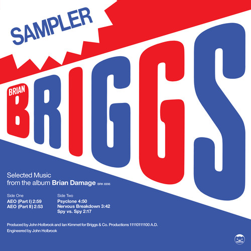 Selected Music From The Album Brian Damage