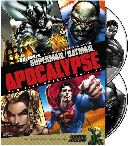 Superman /  Batman: Apocalypse (Special Edition)