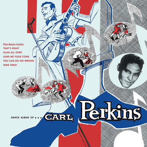 Carl Perkins - Dance Album Of... Carl Perkins [LP]