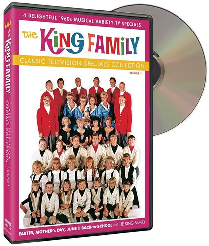 The King Family: Classic Television Specials Collection Volume 1