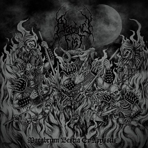 Bleeding Fist - MacAbrum Bestia Ex Abyssus