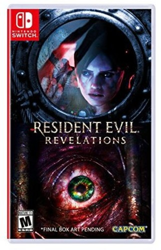 Swi Resident Evil Revelations Collection - Resident Evil Revelations Collection