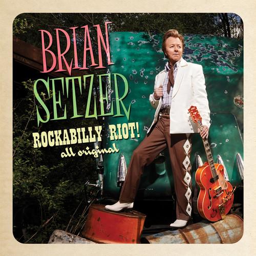 Brian Setzer - Rockabilly Riot All Original
