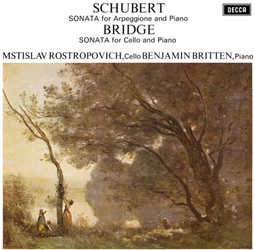 Schubert & Bridge: Sonatas