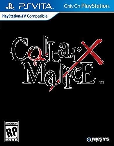 Collar X Malice for PlayStation Vita