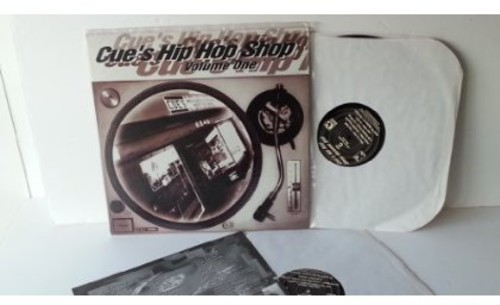Cue's Hip Hop Shop, Vol. 1