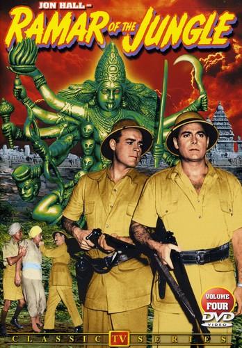 Ramar of the Jungle: Volume 4