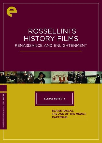 Rossellini's History Films: Renaissance and Enlightenment (Criterion Collection - Eclipse Series 14)