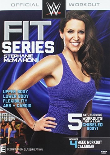 Wwe Fit Series: Stephanie Mcmahon [Import]
