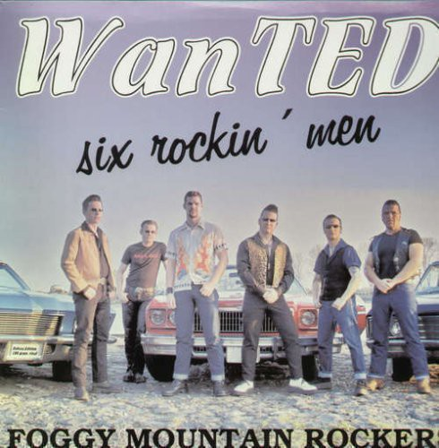 Wanted-Six Rockin' Men