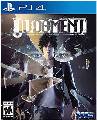 Ps4 Judgment - Judgment for PlayStation 4