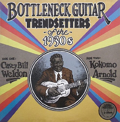 Bottleneck Guitar Trend Setters Of The 1930's