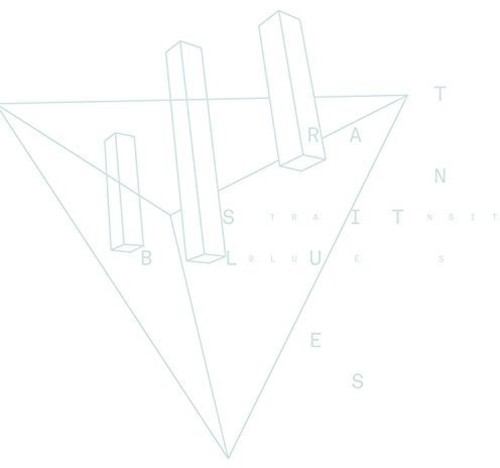 The Devil Wears Prada - Transit Blues [Electric Blue/Milky Clear Colored Vinyl]