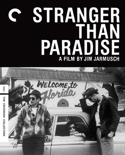 - Criterion Collection: Stranger Than Paradise