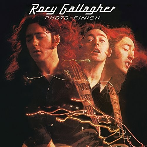 Rory Gallagher - Photo Finish [Import LP]