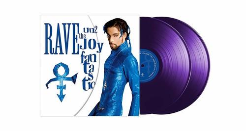 Prince - Rave Un2 The Joy Fantastic  [Limited Edition Purple 2LP]